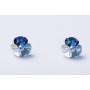 P1184-Swarovski Elements 2493 Chessboard Golden Shadow  F 10mm