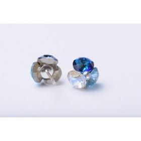 P1187-Swarovski Elements 2493 Chessboard Black Diamond 10mm
