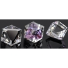 P1194-SWAROVSKI ELEMENTS 4841-Crystal Vitrail Light Unfoiled 8mm
