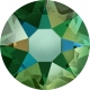2831-SWAROVSKI ELEMENTS 2078 Erinite Shimmer S-foiled Hotfix SS20 4.8MM-1buc
