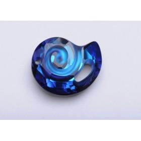 P1203-SWAROVSKI ELEMENTS 1122 Crystal Copper Foiled SS47-4SALE