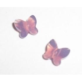 2005-SWAROVSKI ELEMENTS 1122 Crystal Vitrail Medium F SS29-6.5mm
