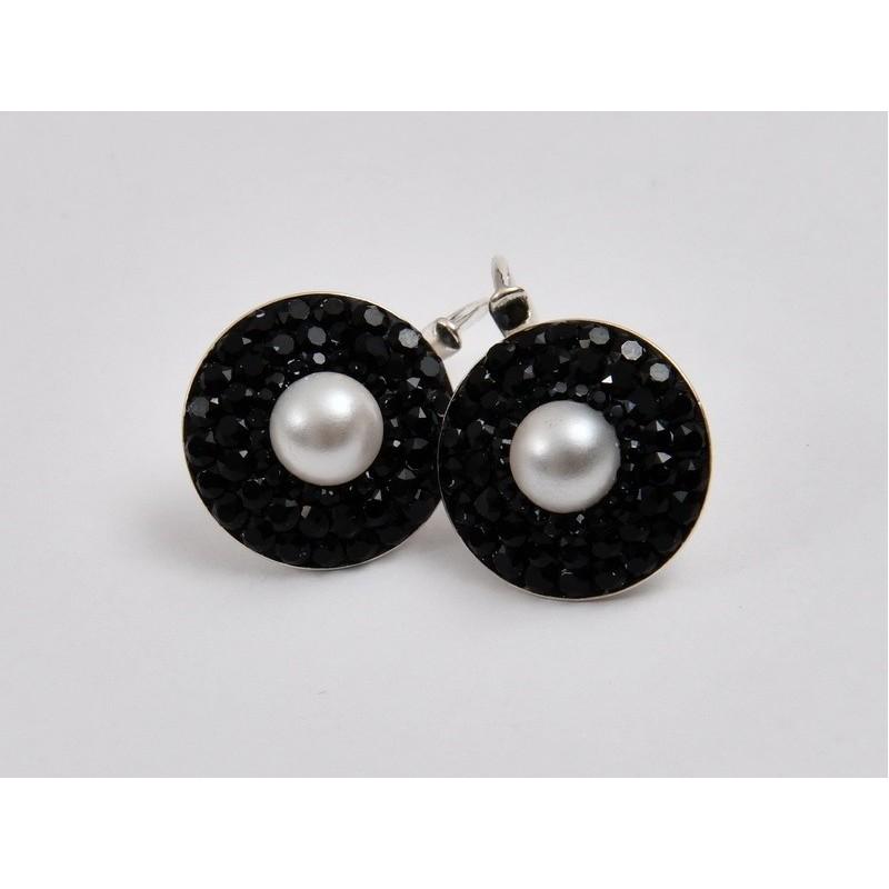2912-SWAROVSKI ELEMENTS 2078 Cobalt Shimmer Silver F SS16 4mm