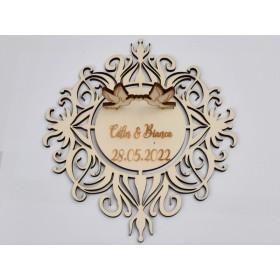 2916 -Swarovski Elements 5818 Iridescent Dark Blue Pearl 8mm