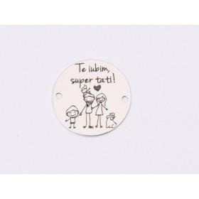 P2564-Swarovski Elements 1088 Lilac Shadow Foiled SS29 6mm