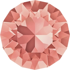 P2561-Swarovski Elements 1088 Rose Peach Foiled SS29 6mm