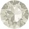 P2501-Swarovski Elements 1088 Silver Shade Foiled SS39 8mm