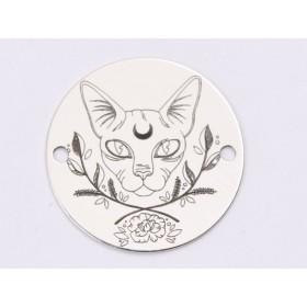 2097-Swarovski Elements 1088 Crystal Luminous Green F PP18 2.5mm