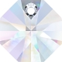 P1156-SWAROVSKI ELEMENTS 6401 Crystal Aurore Boreale 12 mm 1 buc