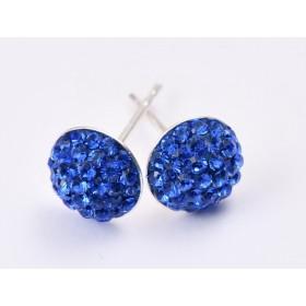 P2445-SWAROVSKI ELEMENTS 4470 Crystal Moonlight Foiled 12mm