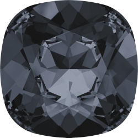 P2457-SWAROVSKI ELEMENTS 4470 Crystal Silver Night Foiled 12mm