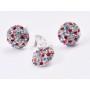 0739-Swarovski Elements 1028 Fern Green Foiled PP9 1.5mm 50BUC