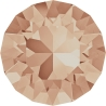 P1665-Swarovski Elements 1088 Light Peach Foiled SS39 8mm