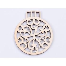 P1827-SWAROVSKI ELEMENTS 2088 Emerald F SS34-7mm 1 buc