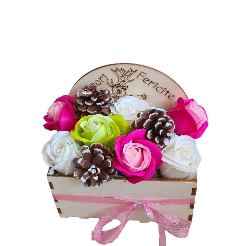 P3330-Swarovski Elements 6010 Crystal Aurore Boreala 11mm