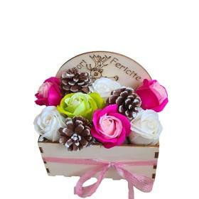P3332-Swarovski Elements 6010 Crystal Aurore Boreala 17mm