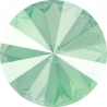 P3333-SWAROVSKI ELEMENTS 1122 Mint Green Unfoiled 14mm-1buc