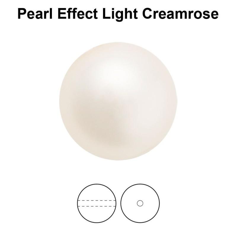 2755-Swarovski Elements 2078/H Crystal Crystal Silver-Foiled GR 7mm - 1BUC