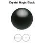 936-SWAROVSKI ELEMENTS 2078 Cobalt Shimmer Silver F Hotfix SS20 4.80mm