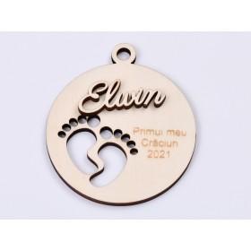 G1575 - Inel Logodna de argint 925 cu cristal de 9MM, diametru 16.70MM - 1Buc