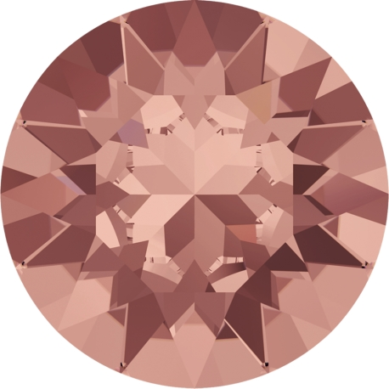 P2024-Swarovski Elements 1088 Blush Rose SS29 6mm