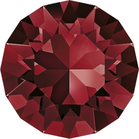 2089-Swarovski Elements 1088 Siam Foiled PP 18 2.5mm 1 buc