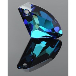 P3368-SWAROVSKI ELEMENTS 6656 Crystal Bermuda Blue P 27mm-1 buc