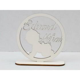 P2313-SWAROVSKI ELEMENTS 4470 Fern Green Foiled 10mm