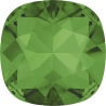 P2313-SWAROVSKI ELEMENTS 4470 Fern Green Foiled 10mm