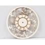 P3377- Cosmic Ring 4139 Swarovski Elements Crystal Bermuda Blue 14MM 1 Buc