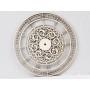 P3376- Cosmic Ring 4139 Swarovski Elements Crystal CAL V SI 14MM 1 Buc
