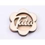 P3380- Cosmic Ring 4139 Swarovski Elements Crystal Aurore Boreale 14MM 1 Buc