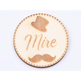 G1566-Charm placheta din argint cu 2 gauri 7,4x36mm