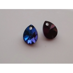 P3388-Swarovski Elements 6128 Crystal Heliotrope 12mm