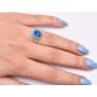 0806-Swarovski Elements 1028 Tanzanite Foiled PP9 1.5mm 50BUC