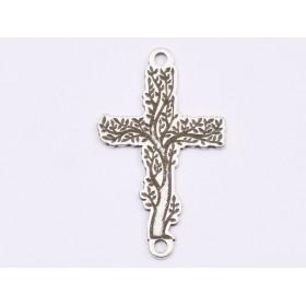 2974 -Swarovski Elements Ring diametrul 15.6mm Siam PP18