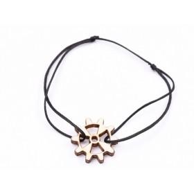 2976 -Swarovski Elements Ring diametrul 15.6mm Tanzanite PP18