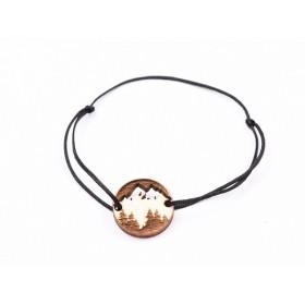 2978-Swarovski Elements Ring diametrul 15.6mm Black Diamond PP18