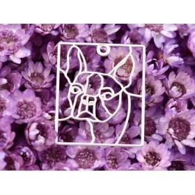 2981-Swarovski Elements Ring diametrul 15.6mm Denim Blue PP18