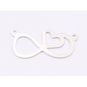 2983-Swarovski Elements Ring diametrul 15.6mm Light Turquoise PP18