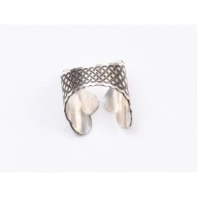 2988-Swarovski Elements Ring diametrul 15.6mm Pacific Opal PP18