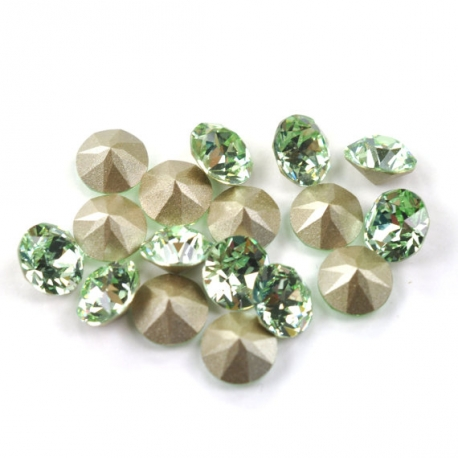 P1291-Swarovski Elements 1088 Chrysolite Foiled SS34 7mm 1 buc
