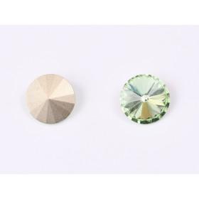 G1710- Inel Logodna de argint 925 cu cristal de 6MM, diametru 16.30MM