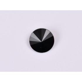 G1715- Inel Logodna de argint 925 cu cristal de 6MM, diametru 18.00MM