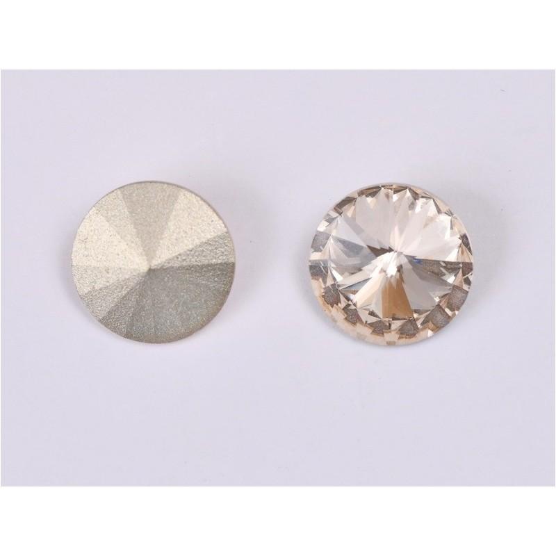 AU003-Piesa puzzle din aur 585 14k 11x19mm grosime 0.3mm