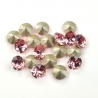 P1303-Swarovski Elements 1088 Light Rose Foiled SS39 8mm 1 buc