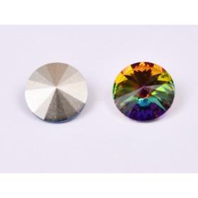 G1787-Charm inimioara argint 14x15.50mm cu stelute 1 buc
