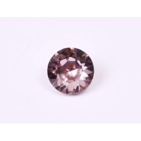 G1798-Charm triunghi din argint cu 2 gauri 15mm-1 BUC