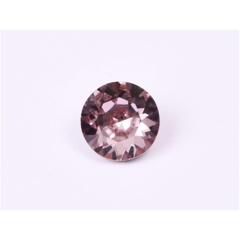 G1798 N Charm triunghi din argint cu 2 gauri 15mm 0.4mm-1 BUC
