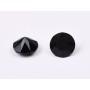 P1938-Swarovski Elements 1088 Light Grey Opal Foiled SS29 -6mm